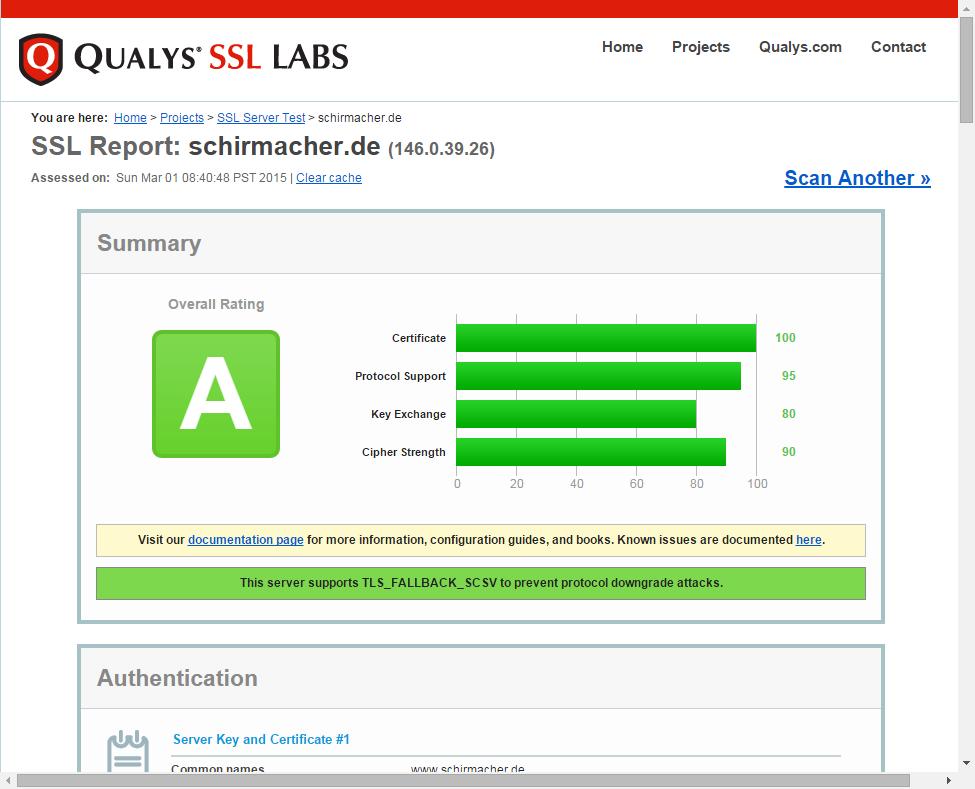 Apache SSL Zertifikat erstellen - Linux - Confluence